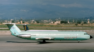 G-AXMG - British Aircraft Corporation BAC 1-11 Series 518FG - Court Line