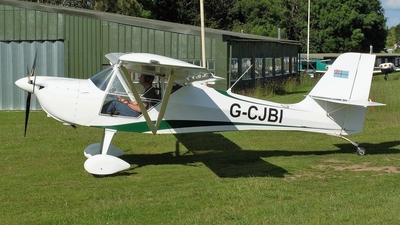 G-CJBI - Aeropro Eurofox 912(IS) - Private