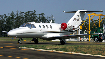 PS-BEL - Cessna 525 Citationjet CJ1 - Private