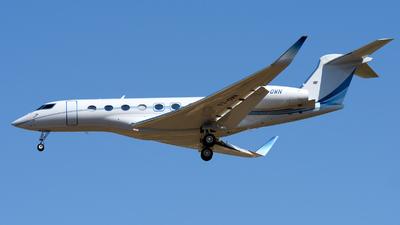 T7-OWN - Gulfstream G650 - Private