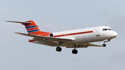 PH-KBX - Fokker 70 - Netherlands - Government
