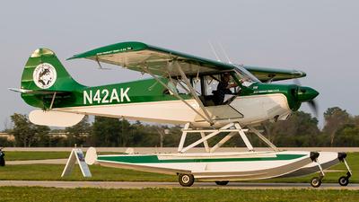 N42AK - Aviat A-1A Husky - G4-Air