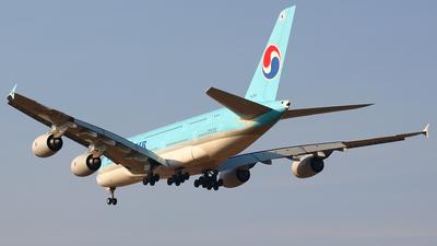 HL7611 - Airbus A380-861 - Korean Air