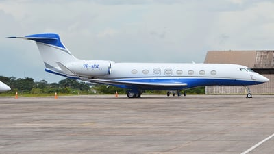PP-ADZ - Gulfstream G650 - Private