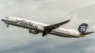 N435AS - Boeing 737-990ER - Alaska Airlines