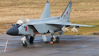 RF-92455 - Mikoyan-Gurevich MiG-31BM Foxhound - Russia - Air Force