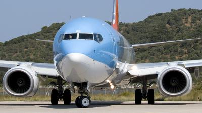 G-TAWB - Boeing 737-8K5 - Sunwing Airlines (TUI)