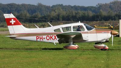 PH-OKX - Piper PA-28-180 Challenger - Private