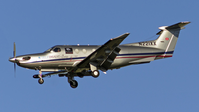 N221XX - Pilatus PC-12/47E - Private