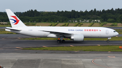 A picture of B220E - Boeing 777F - China Cargo Airlines - © HIroki Manabe