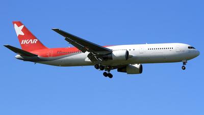 VP-BDI - Boeing 767-38A(ER) - Ikar