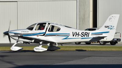A picture of VHSRI - Cirrus SR22 - [0631] - © Jarrod Swanwick