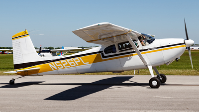 N526PL - Cessna 180B Skywagon - Private