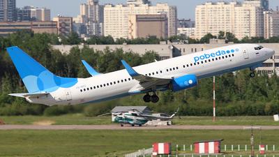 VQ-BHU - Boeing 737-8LJ - Pobeda