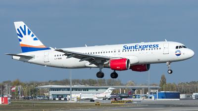 LY-NVR - Airbus A320-214 - SunExpress (Avion Express)