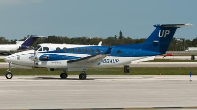 N804UP - Beechcraft B300 King Air 350 - Wheels Up