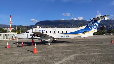HK-5340 - Beech 1900D - Searca - Servicio Aéreo de Capurgana