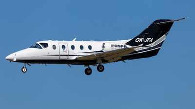 OK-JFA - Nextant 400XT - Time Air