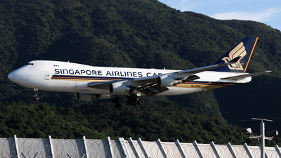 A picture of 9VSFM - Boeing 747412F(SCD) - Singapore Airlines - © ryan_aviators - Skies of Pearl