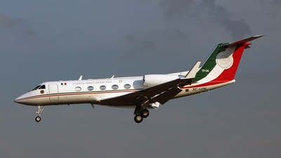 TP-06 - Gulfstream G-III - Mexico - Air Force