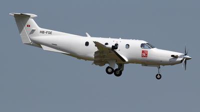 HB-FSE - Pilatus PC-12/47E - Pilatus Aircraft