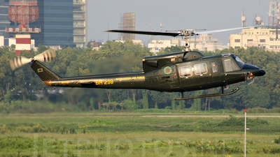 BH298 - Bell 212 - Bangladesh - Air Force