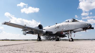 79-0162 - Fairchild A-10C Thunderbolt II - United States - US Air Force (USAF)