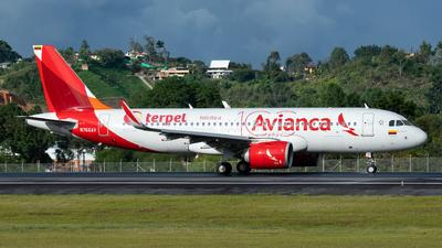 A picture of N766AV - Airbus A320251N - Avianca - © Felipe Betancur Montoya