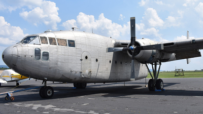 N175ML - Fairchild C-119F Flying Boxcar - Private