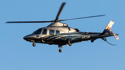 I-RDSN - Agusta A109S Grand - Private
