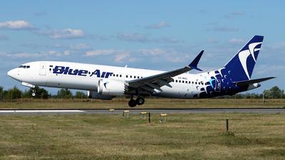 YR-MXC - Boeing 737-8 MAX - Blue Air