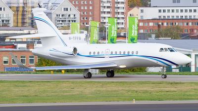 M-TFFS - Dassault Falcon 900EX - ExecuJet Aviation