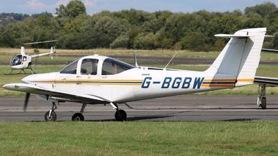 A picture of GBGBW - Piper PA38112 - [3878A0670] - © David Cook