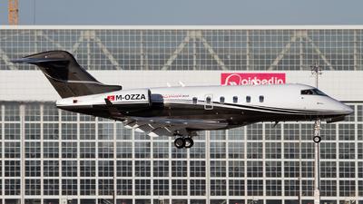M-OZZA - Bombardier BD-100-1A10 Challenger 300 - Private