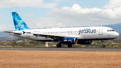 A picture of N794JB - Airbus A320232 - JetBlue Airways - © Ivan Jimenez Rojas