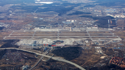 UUEE - Airport - Airport Overview