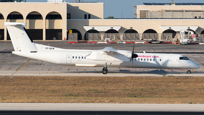 A picture of 5YQHW - De Havilland Canada Dash 8400 - [4052] - © Jonathan Mifsud
