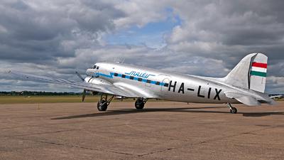 HA-LIX - Lisunov Li-2T - Private