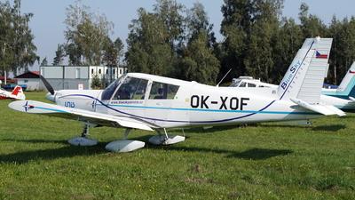 OK-XOF - Zlin 43 - Blue Sky Service