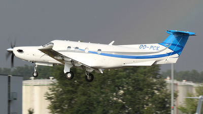 OO-PCK - Pilatus PC-12/47E - European Aircraft Private Club (EAPC)
