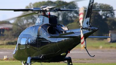 G-JBCB - Agusta A109E Power - Castle Aviation
