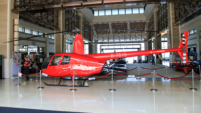 B-7515 - Robinson R44 Clipper - Guangdong General Aviation