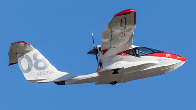 N203BA - Icon A5 - Icon Aircraft