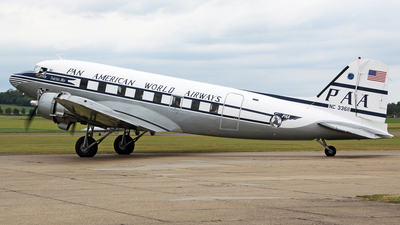 N33611 - Douglas DC-3C - Private