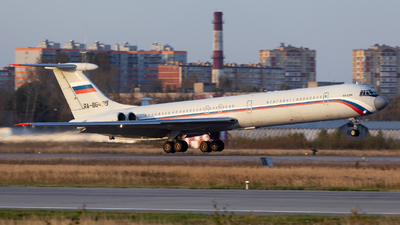 RA-86495 - Ilyushin IL-62M - Russia - Air Force