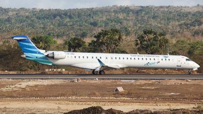 PK-GRH - Bombardier CRJ-1000ER - Garuda Indonesia Explore Jet