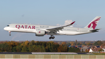 A7-ALU - Airbus A350-941 - Qatar Airways
