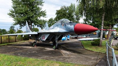 4108 - Mikoyan-Gurevich Mig-29G Fulcrum - Poland - Air Force