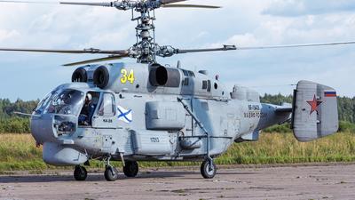 RF-19438 - Kamov Ka-28PL Helix-A - Russia - Navy