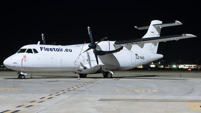 LZ-FAC - ATR 42-320(F) - Fleet Air International